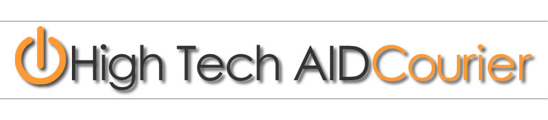 High Tech AIDCourier Logo